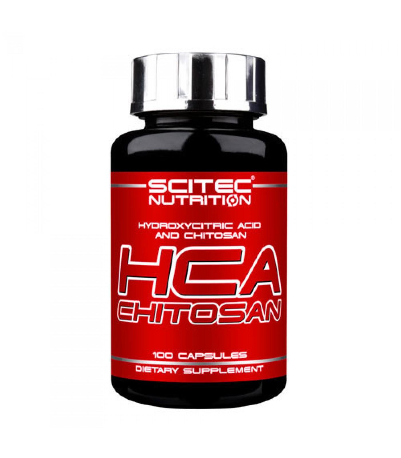Scitec - HCA Chitosan / 100 caps