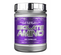 Scitec - Isolate Amino / 500 caps