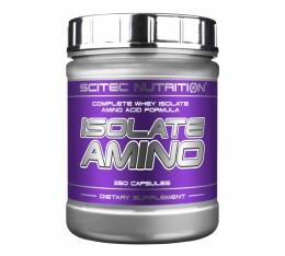 Scitec - Isolate Amino / 500 caps Хранителни добавки, Аминокиселини, Комплексни аминокиселини