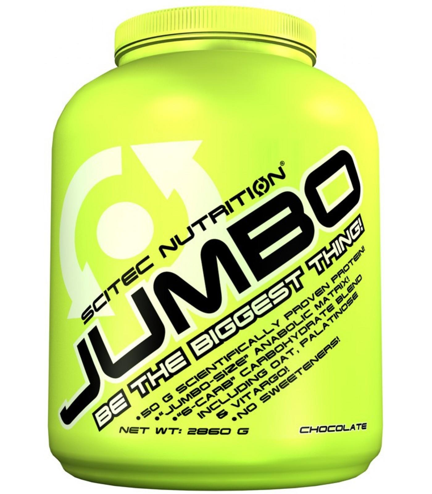 Scitec - Jumbo / 4400gr