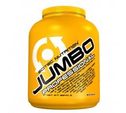 Scitec - Jumbo Professional / 3240 gr Хранителни добавки, Гейнъри за покачване на тегло, Гейнъри