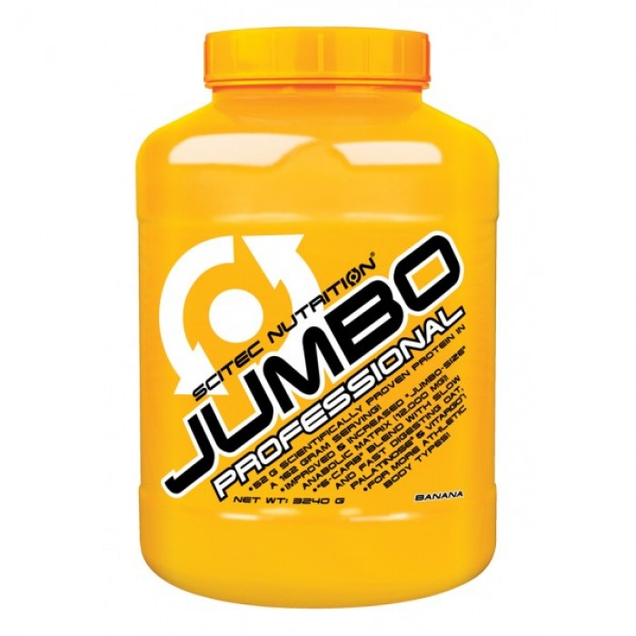 Scitec - Jumbo Professional / 1620 gr