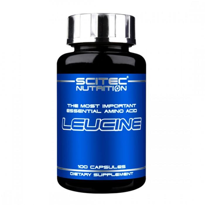 Scitec - Leucine / 100 caps