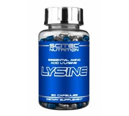 Scitec - Lysine / 90 caps Хранителни добавки, Аминокиселини, Лизин