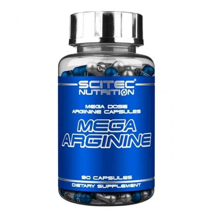 Scitec - Mega Arginine / 140 caps.