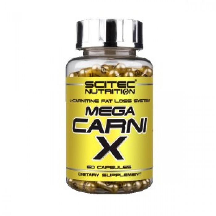Scitec - Mega Carni-X / 60 caps.