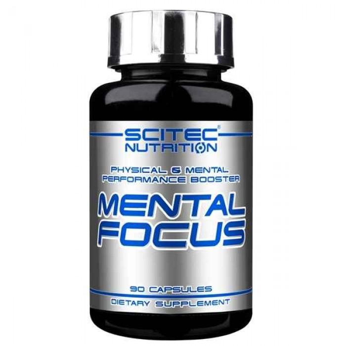Scitec - Mental Focus / 90 caps