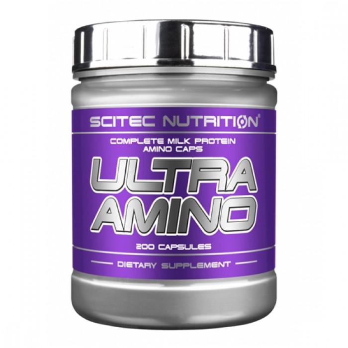 Scitec - Ultra Amino / 200 caps.