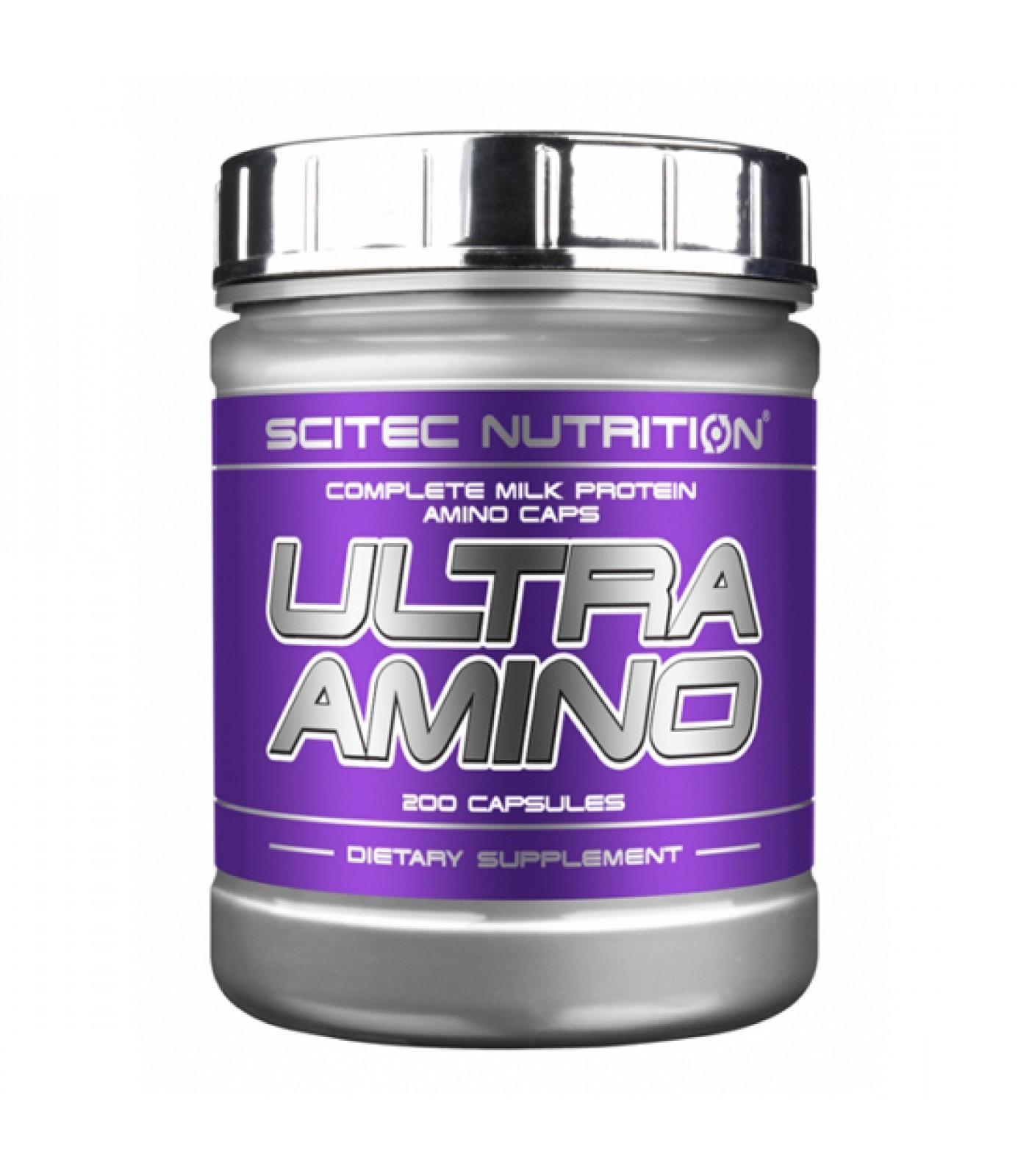 Scitec - Ultra Amino / 1000 caps.