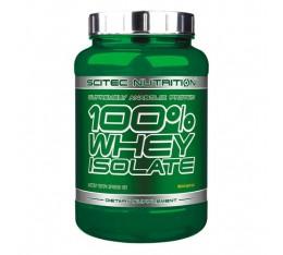 Scitec - 100% Whey Isolate / 2000 gr. Хранителни добавки, Протеини, Суроватъчен протеин