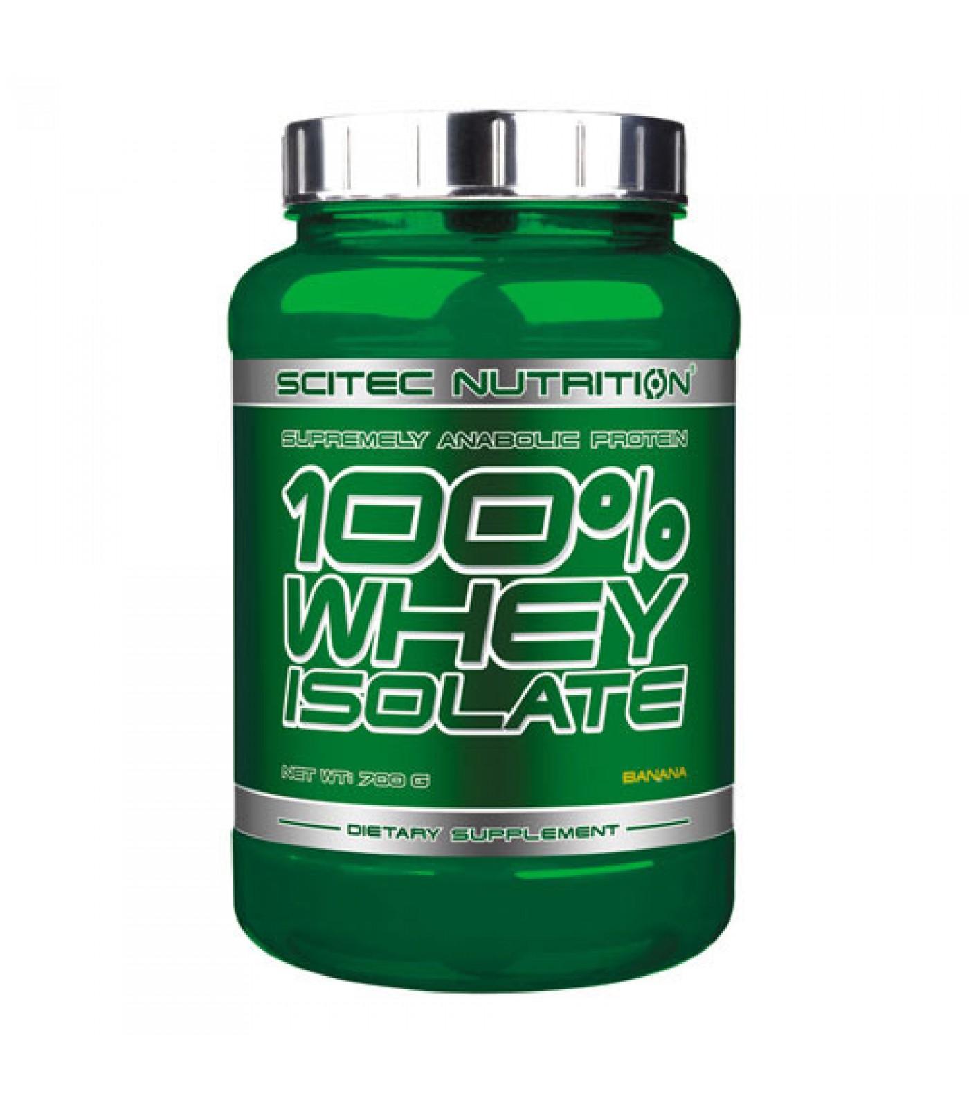 Scitec - 100% Whey Isolate / 700 gr.