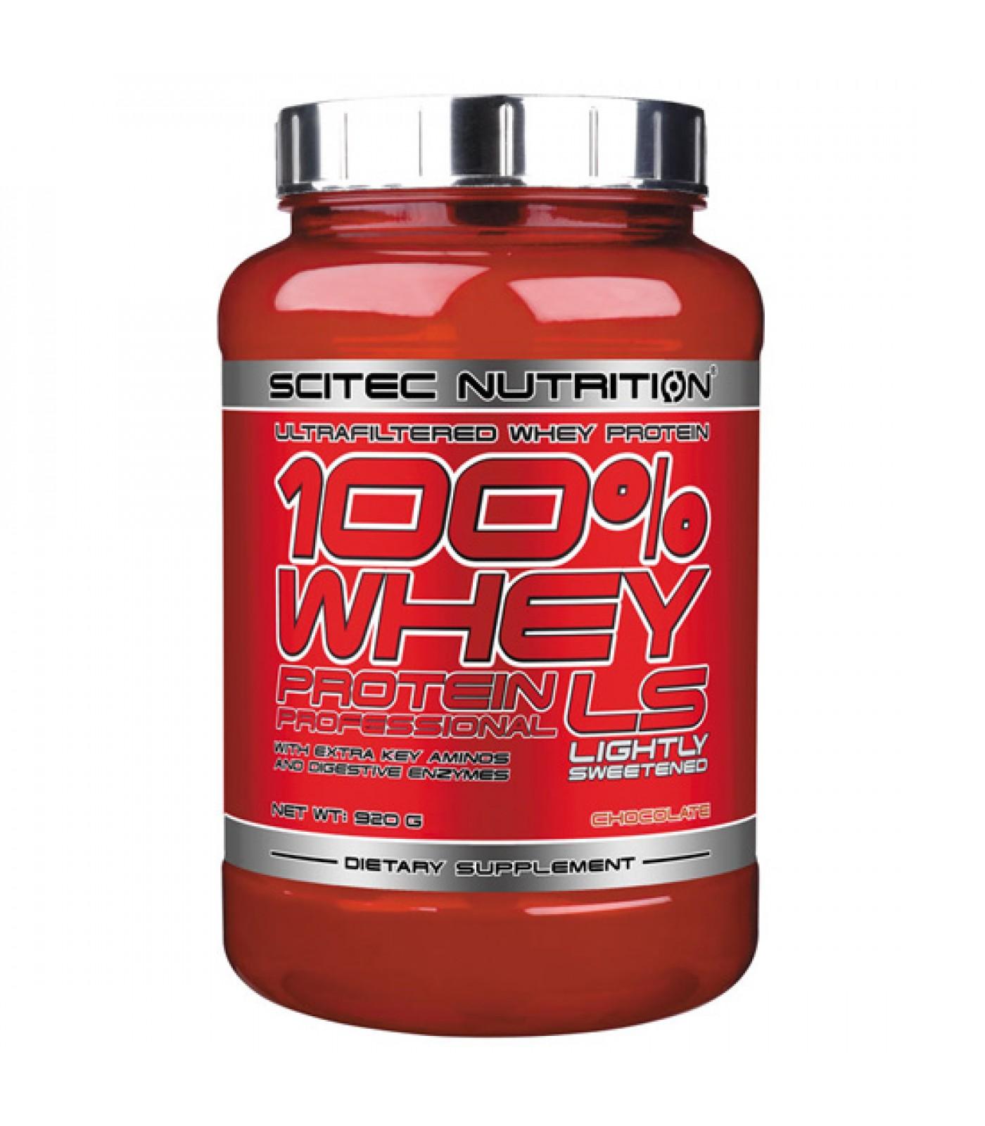 Scitec - 100% Whey Professional / 2350 gr.