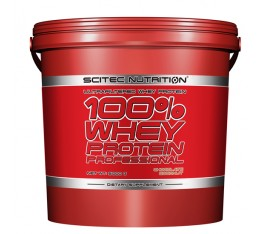 Scitec - 100% Whey Professional / 5000 gr.