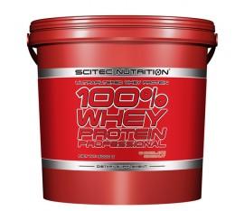Scitec - 100% Whey Professional / 5000 gr. Хранителни добавки, Протеини, Суроватъчен протеин