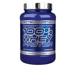 Scitec - 100% Whey Protein / 2350 gr. Хранителни добавки, Протеини, Суроватъчен протеин