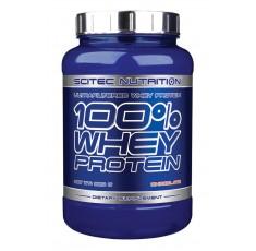 Scitec - 100% Whey Protein / 920 gr. Хранителни добавки, Протеини, Суроватъчен протеин
