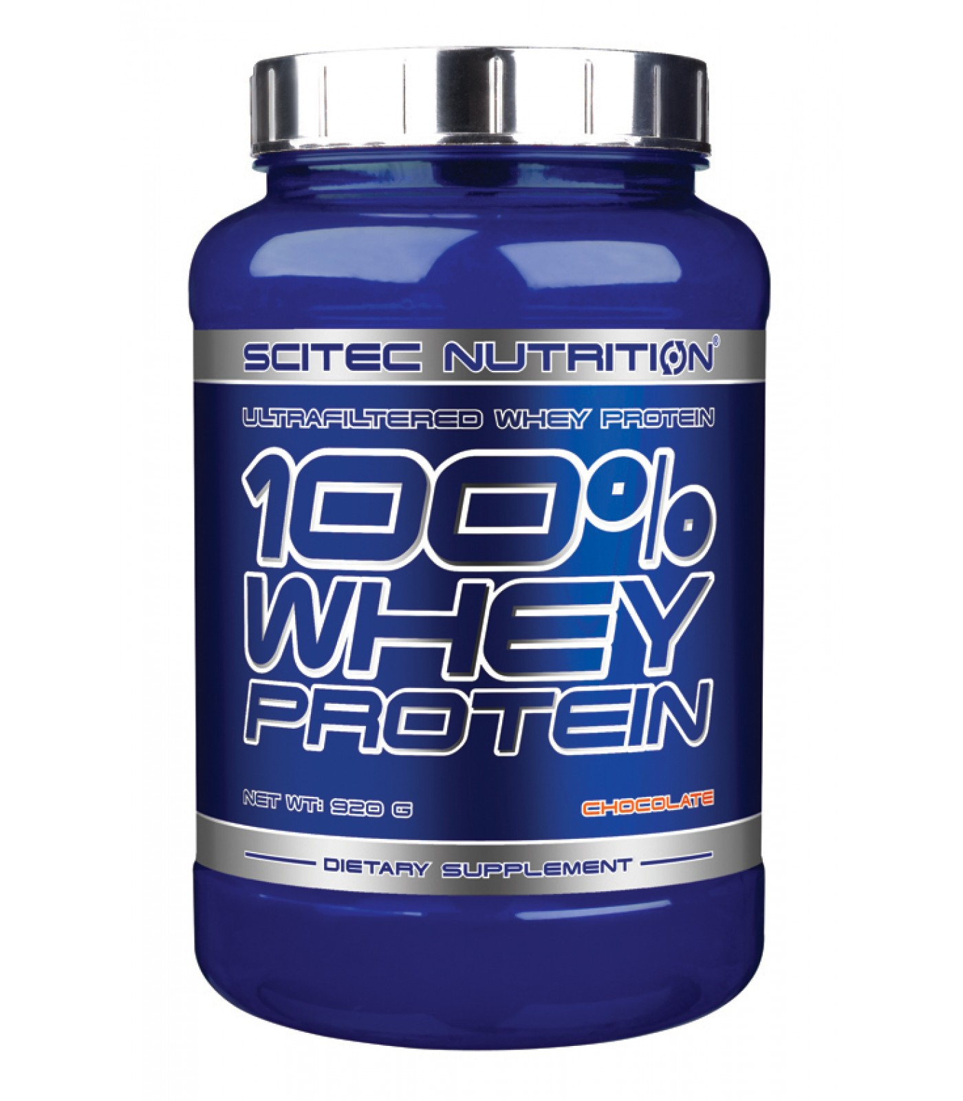 Scitec - 100% Whey Protein / 920 gr.