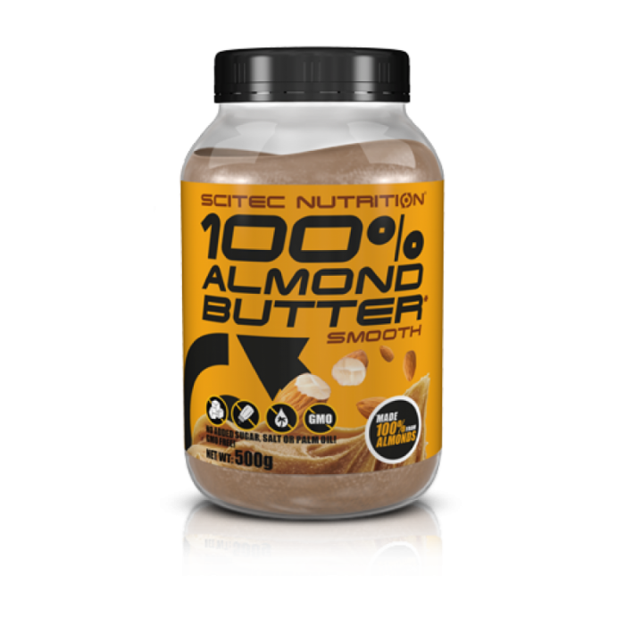 Scitec - 100% Almond Butter - 500гр.