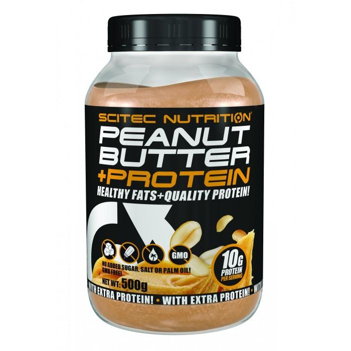 Scitec - Peanut Butter+Protein 500gr.