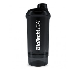 BIOTECH USA Wave+ Compact 500ml. + 150ml. / Black-Smoked