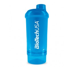 BIOTECH USA Wave+ Compact 500ml. + 150ml. / Blue