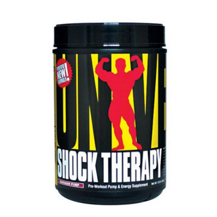 Universal Nutrition - Shock Therapy / 840g​