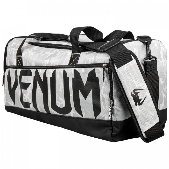 Спортен Сак - Venum Sparring Sport Bag - White/Camo​
