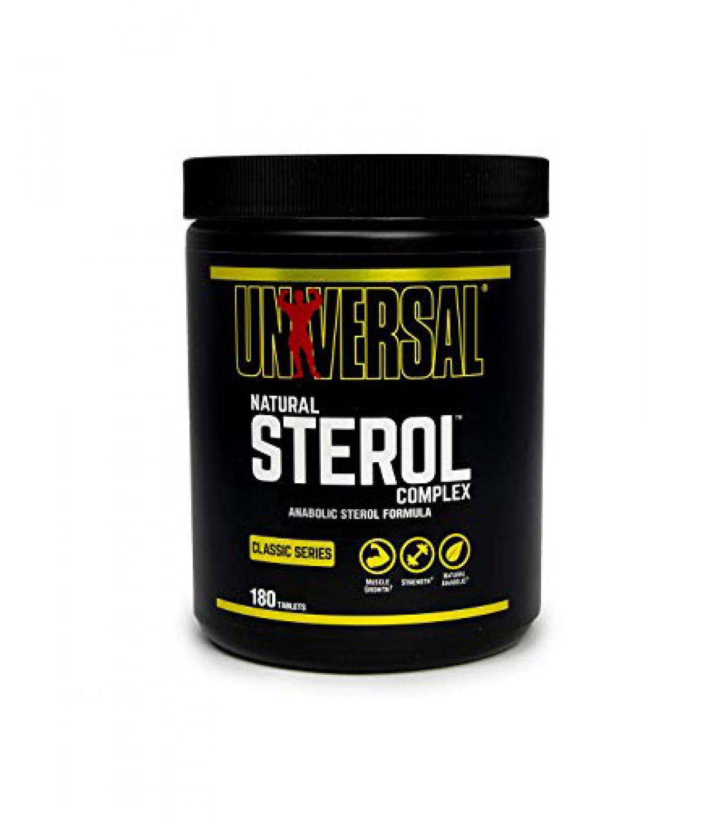 Universal Nutrition - Natural Sterol Complex / 180 caps
