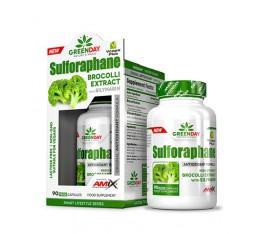 AMIX Greenday Sulforaphane / 90 Vcaps. Хранителни добавки, Антиоксиданти