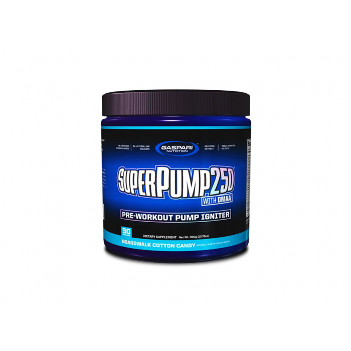 Gaspari - SuperPump 250 / 390gr.​