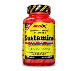 AMIX Sustamine / 60 Caps. Хранителни добавки, Аминокиселини
