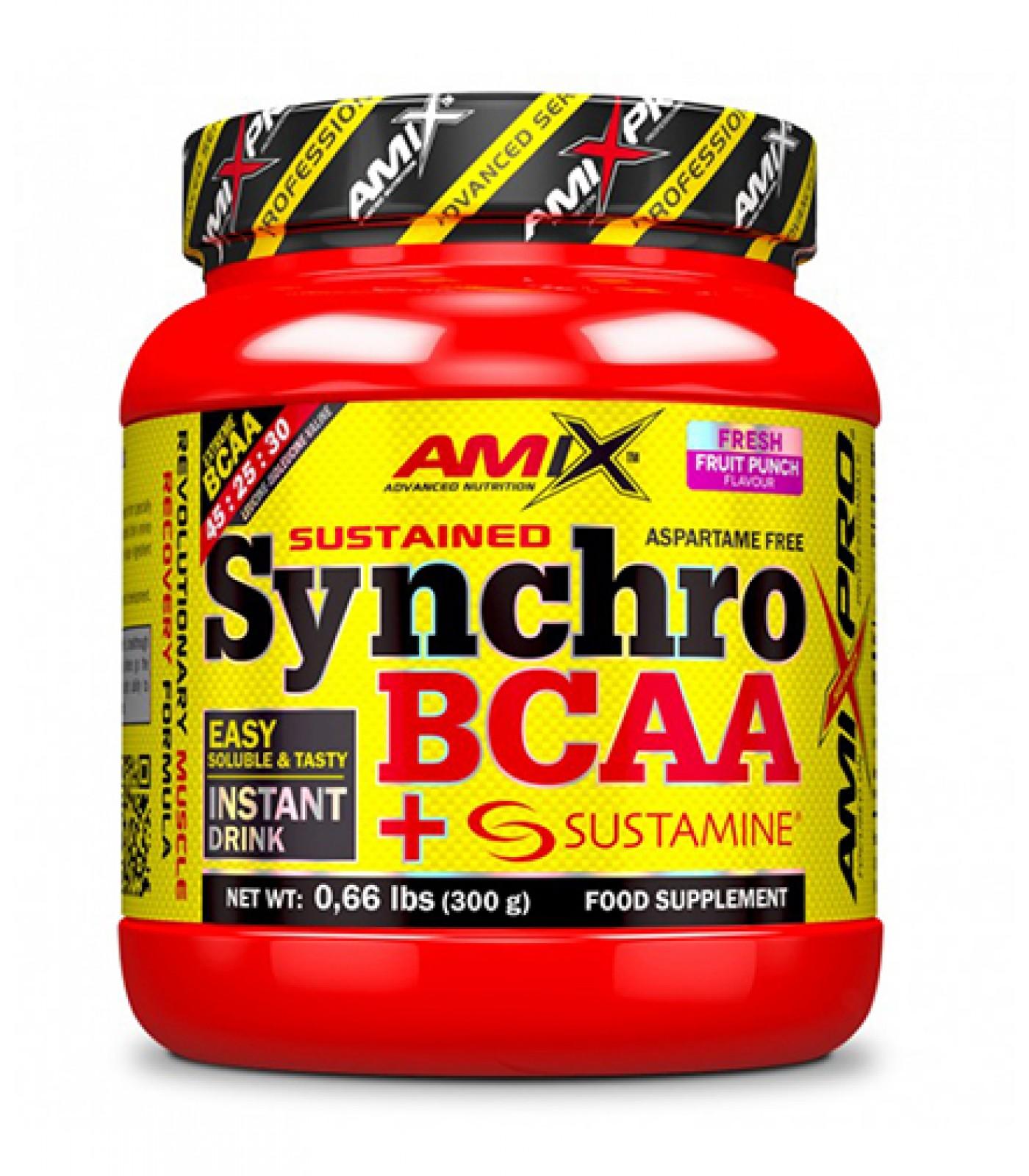 AMIX Synchro BCAA Powder / 300gr.