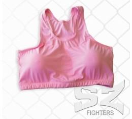 SZ Fighters - Дамски протектор за гърди Бойни спортове и MMA, Други протектори