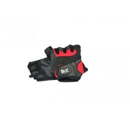 SZ Fighters - Дамски фитнес ръкавици - червени Фитнес аксесоари, Дамски ръкавици за фитнес