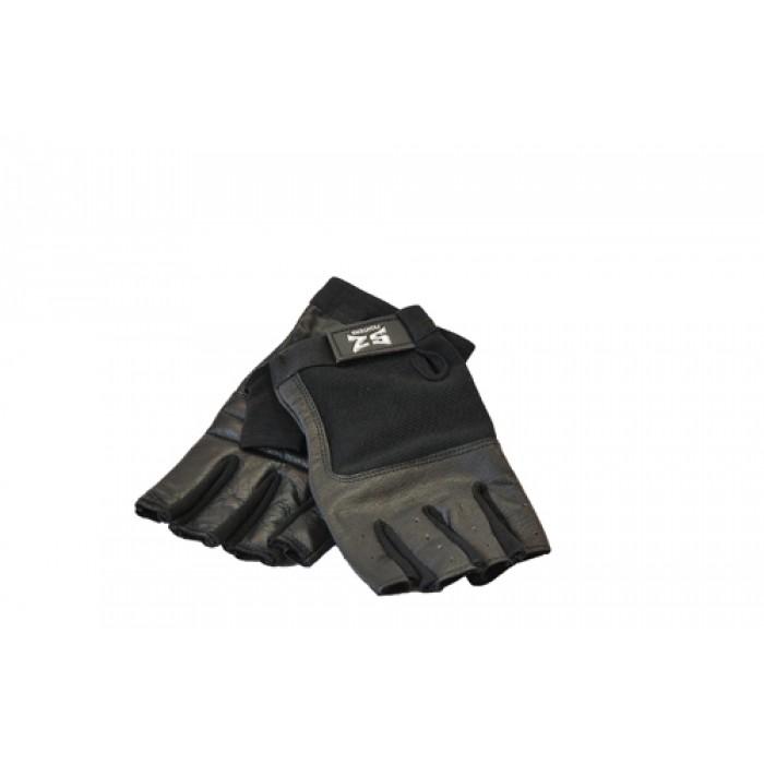 SZ Fighters - Фитнес ръкавици - черни - без накитник