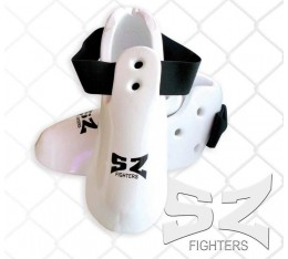 SZ Fighters - Излят протектор за крака Бойни спортове и MMA, Протектори за крака