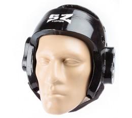 SZ Fighters - Каска за таекуондо - Черна Протектори за глава