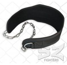 SZ Fighters - Колан за кофички - плат Бойни спортове и MMA, Фитнес аксесоари