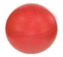 SZ Fighters - Топка за пилатес / Червен цвят / 75 см Аксесоари