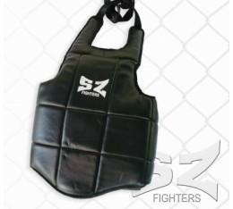 SZ Fighters - Протектор за гърди Бойни спортове и MMA, Tреньорски аксесоари