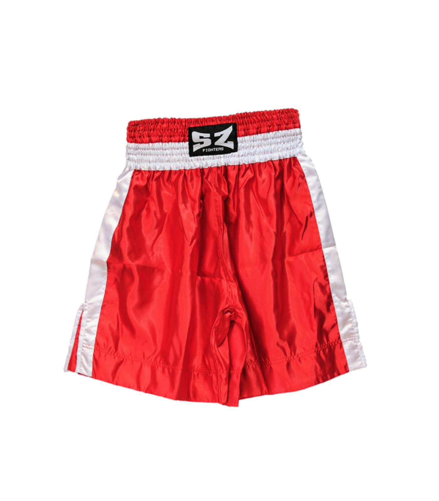 SZ Fighters - Шорти за Бокс / червен цвят