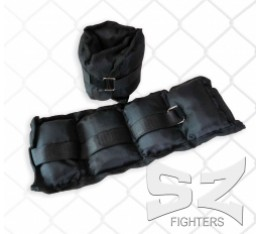 SZ Fighters - Тежести за крака и ръце 1 кг. Бойни спортове и MMA, Фитнес аксесоари, Тежести, лостове и др.