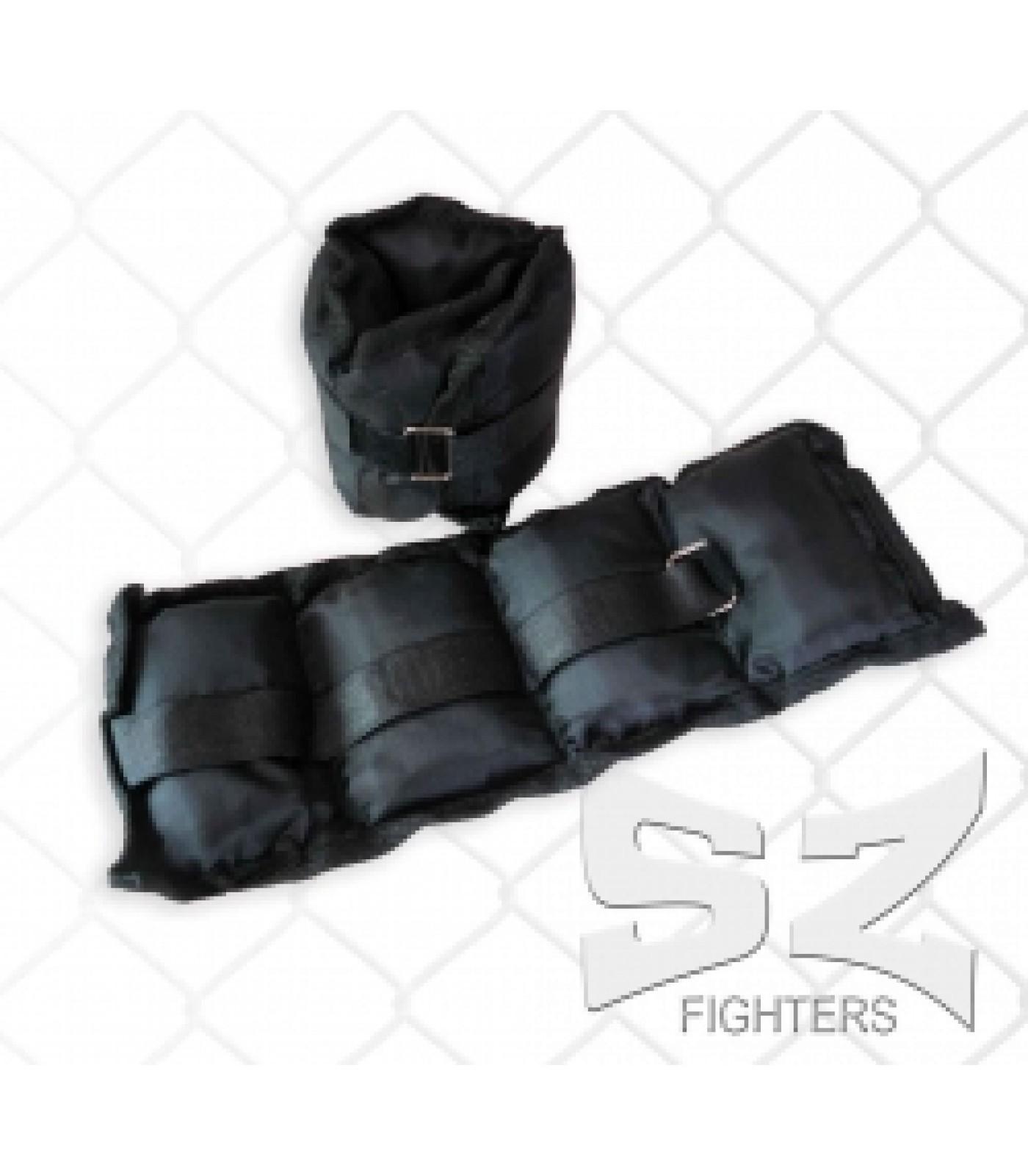 SZ Fighters - Тежести за крака и ръце 1 кг.