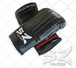 SZ Fighters - Уредни ръкавици (естествена кожа) Бойни спортове и MMA, Други ръкавици