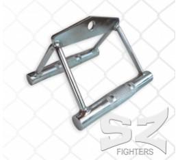 SZ Fighters - V-образна ръкохватка за скрипец Фитнес аксесоари, Тежести, лостове и др.