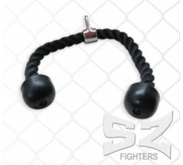 SZ Fighters - Въже за трицепс Фитнес аксесоари, Тежести, лостове и др.
