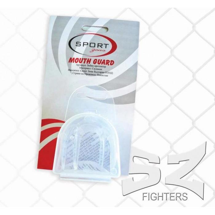 SZ Fighters - Протектор за уста - безцветен