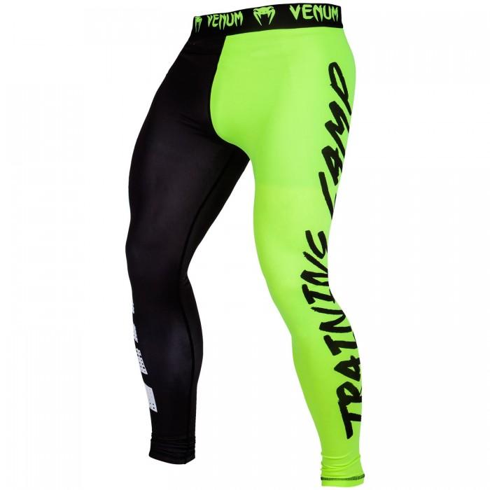 9890b3b815d Тренировъчен Клин С Дълги Крачоли - Venum Training Camp Compression Pants