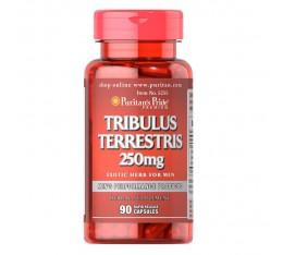Puritan's Pride - Tribulus 250 мг / 90 капсули Хранителни добавки, Стимулатори за мъже, Трибулус-Терестрис