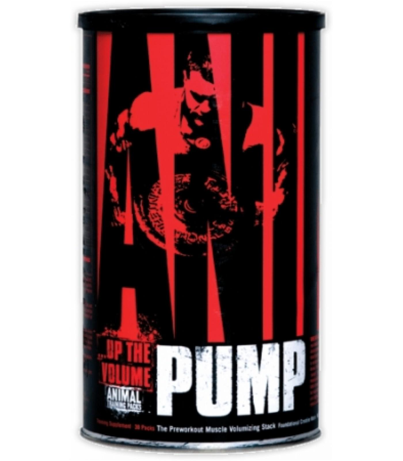 Universal Animal - Animal Pump / 30 pak